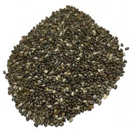 Чиа семена черные