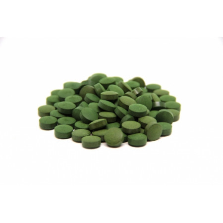 Спирулина с хлореллой таблетки 500 мг.