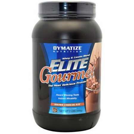 Dymatize Nutrition Gourmet Elite