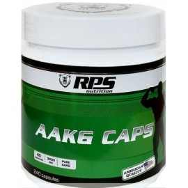 RPS Nutrition AAKG 240 капсул