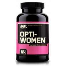 Optimum Nutrition Opti Women 60 капсул