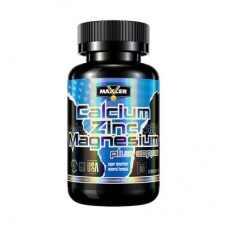 Maxler Calcium Zinc Magnesium 90 таблеток