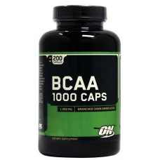 Optimum Nutrition BCAA 1000 200 капсул