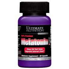 Melatonin 60 капсул