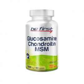 BeFirst Glucosamine+Chondroitin+MSM 90 таблеток