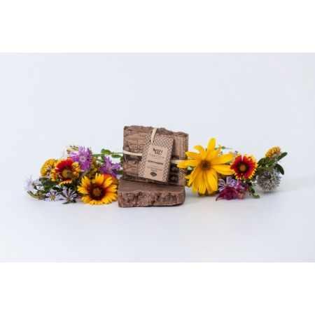 Натуральное мыло на ценных органических маслах «Шоколадное»