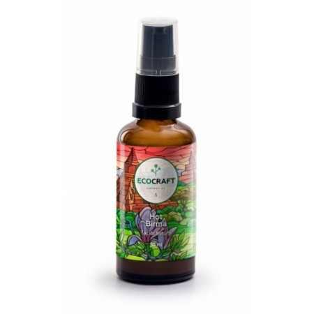Сыворотка для сухой и нормальной кожи с витаминами и гиалуроновой кислотой 50 мл
