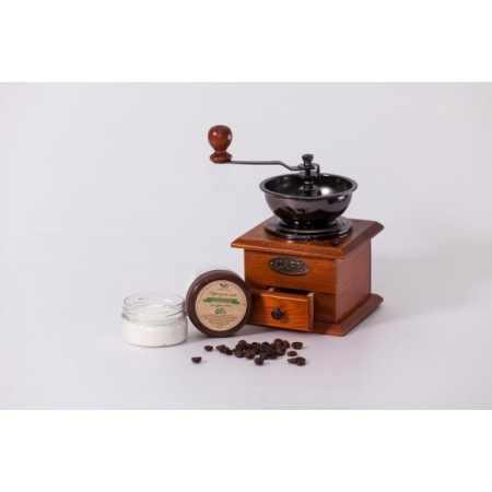 Крем для лица для зрелой кожи с гиалуроновой кислотой и маслом зеленого кофе 50 мл