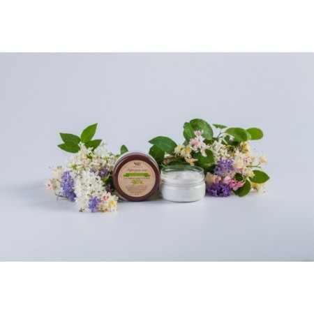 Крем для лица с гиалуроновой кислотой и маслом чайного дерева для жирной и проблемной кожи 50 мл