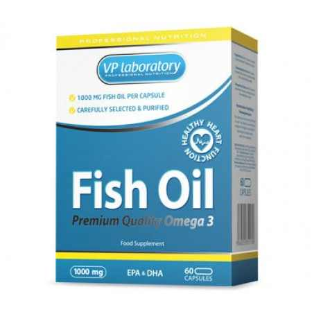 Fish Oil 1000 мг 60 капсул