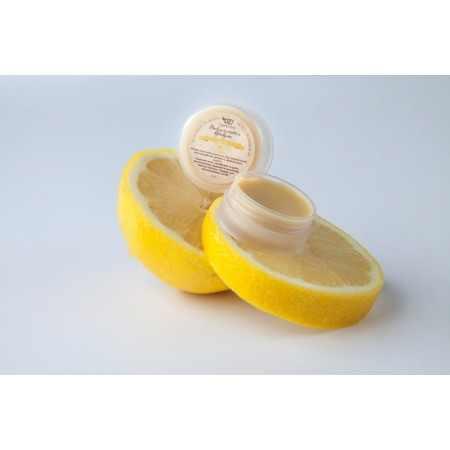 Воск для ногтей и кутикулы «Лимон»