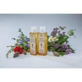 Гидрофильное масло для сухой и чувствительной кожи «Сандал и лаванда» 110 мл