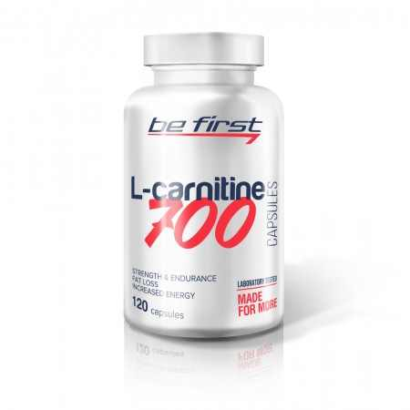 BeFirst L-carnitine capsules 120 капсул