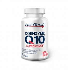 Coenzyme Q10 60 гелевых капсул