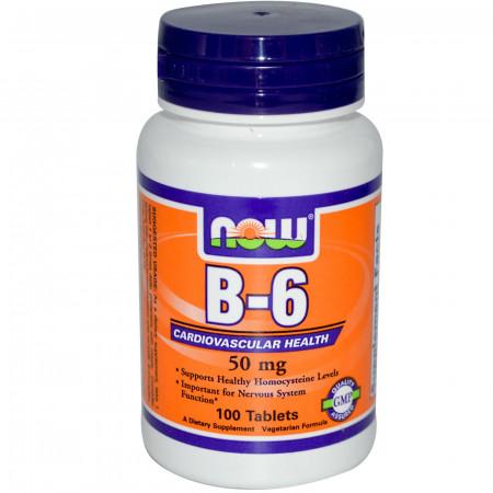 B-6 50 мг 100 таблеток