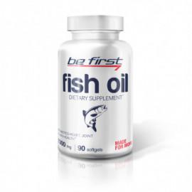 Рыбный жир Fish Oil 90 гелевых капсул