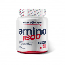 Be First Amino 1800 210 таблеток