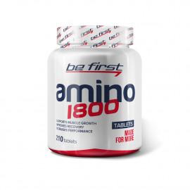 Be First Amino 1800 210 таблеток