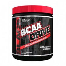 Nutrex BCAA Drive Black 200 таблеток