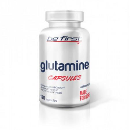 Глютамин 120 капсул