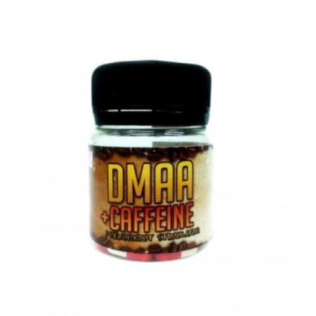 DMAA 50 мг + caffeine 50 капсул