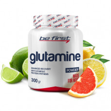 Be First Glutamine Powder