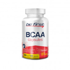 Be First BCAA Capsules 120 капсул