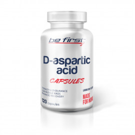 Be First D-aspartic acid 120 капсул