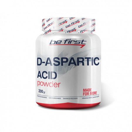 Be First D-aspartic acid Powder