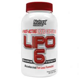 Nutrex LIPO-6 120 таблеток