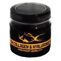 Морской коллаген с гиалуроновой кислотой и витамином С 240 капсул
