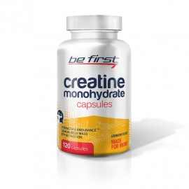 BeFirst Creatine Monohydrate Capsules 120 капсул