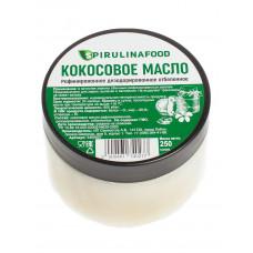 Кокосовое масло, рафинированное, дезодорированное, 250 гр
