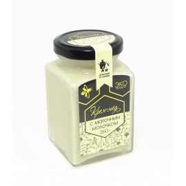 Мед с пчелиным молочком 2%
